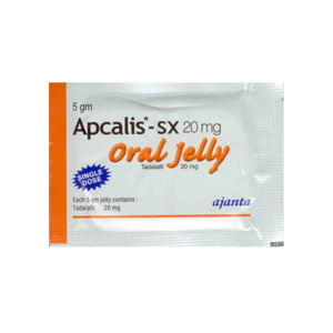 Tadalafil in USA: low prices for Apcalis SX Oral Jelly in USA