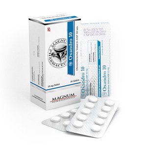Oxandrolone (Anavar) in USA: low prices for Magnum Oxandro 10 in USA