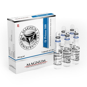 Stéroïdes injectables in USA: low prices for Magnum Primo 100 in USA