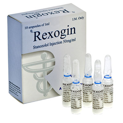 Stéroïdes injectables in USA: low prices for Rexogin in USA