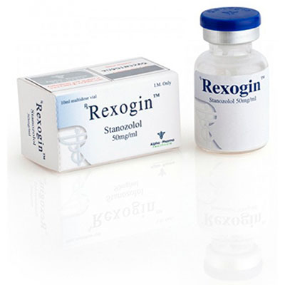 Stéroïdes injectables in USA: low prices for Rexogin (vial) in USA