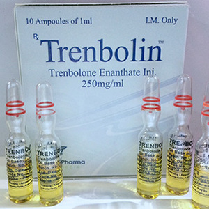 , in USA: low prices for Trenbolin (ampoules) in USA