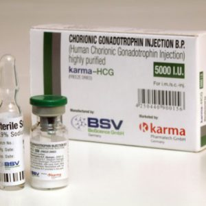 , in USA: low prices for HCG 5000IU in USA
