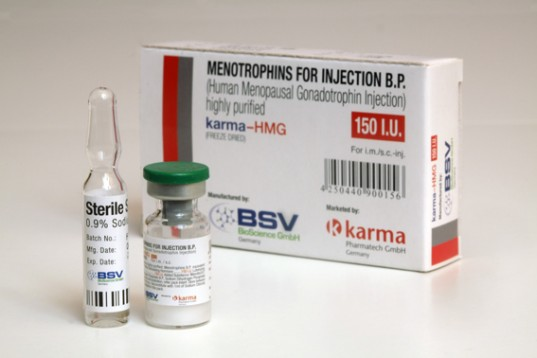 Hormones et peptides in USA: low prices for HMG 150IU (Humog 150) in USA