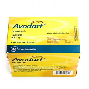 Dutasteride (Avodart) in USA: low prices for Dutahair in USA