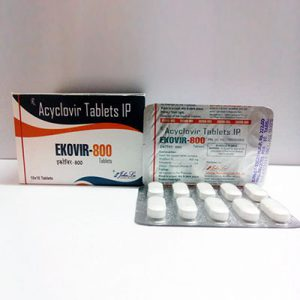 , in USA: low prices for Ekovir in USA