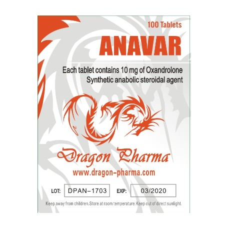 Stéroïdes oraux in USA: low prices for Anavar 10 in USA